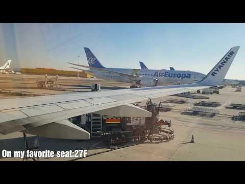 ᴴᴰ✈Madrid Barajas To Fez Saiss✈B737-800✈RYANAIR Full Flight