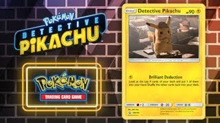 Opening 6x Pokemon Detective Pikachu Special Case File with Binder Boxes