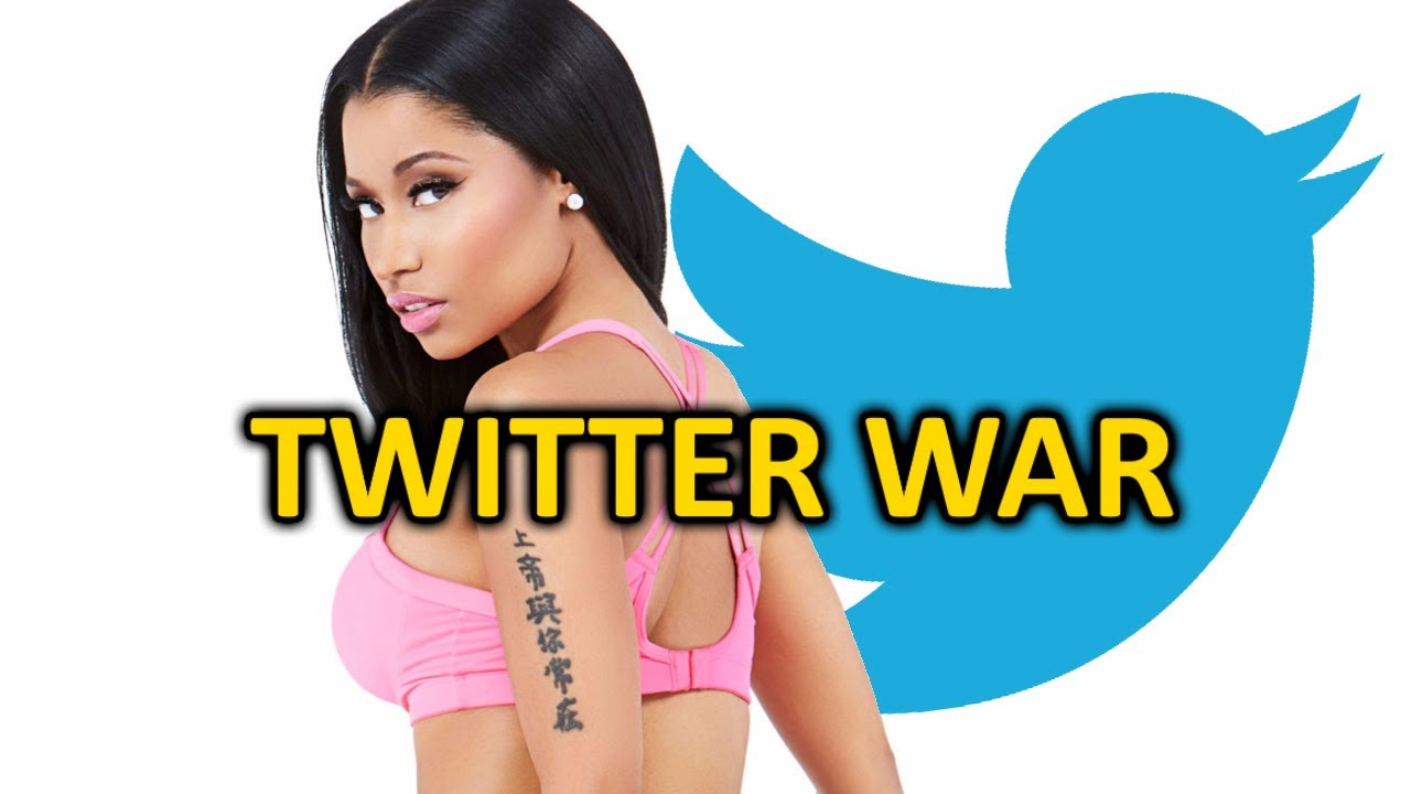 Nicki Minaj Started a Twitter War