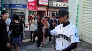 428 下北沢駅前でイチローを見た ~ I saw Ichiro in front of Shimokit...