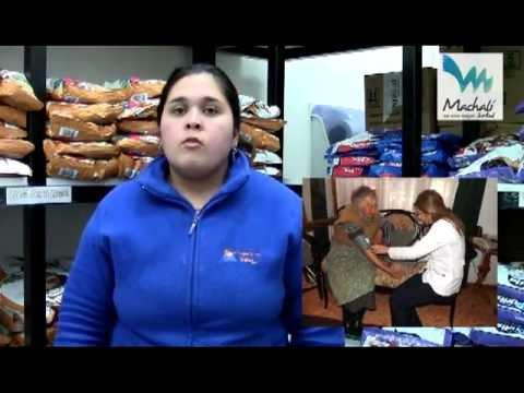 Salud Machalí; Entrega de Leche - Programa PNAC