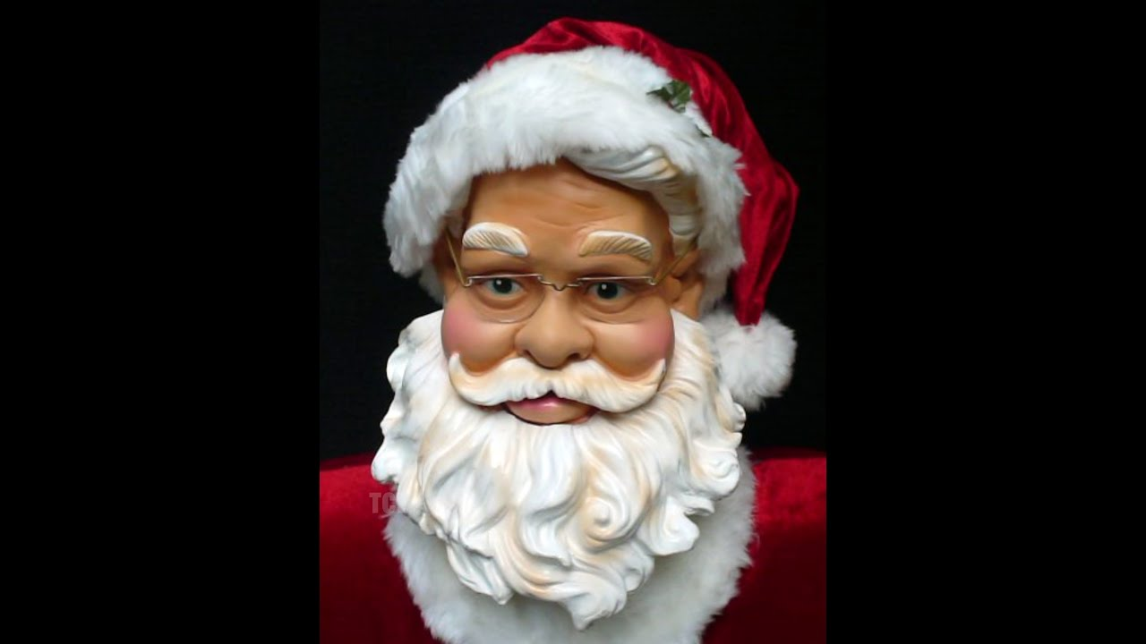 Animated Christmas Santa