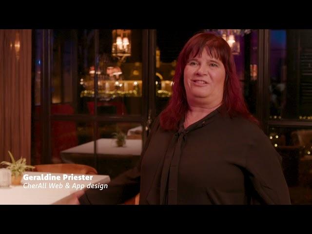 Geraldine Priester over Zakenvrouwen.club