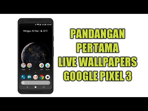 How To Install Google Pixel 3 Live Wallpapers On Miui 10 - Myhiton