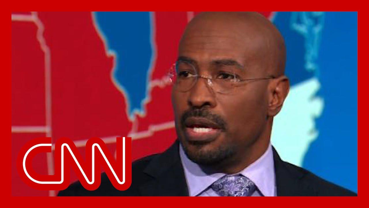'A lot of Democrats are hurt tonight': Van Jones reacts to 2020 election