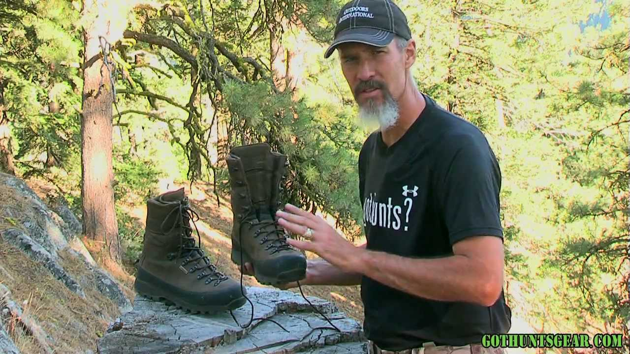Kenetrek Boot Review Why We Wear Kenetrek Boots Youtube