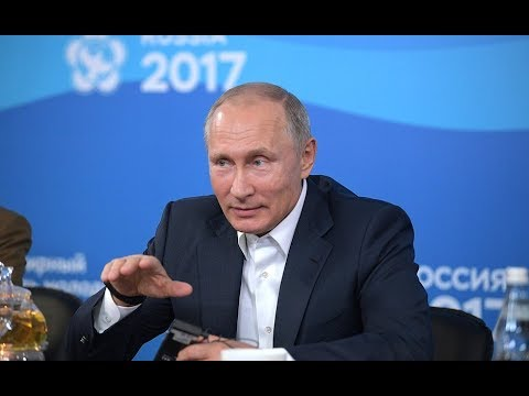 Download Youtube: Young Russian Scientist Explains To Putin Why He Did Come Back To Russia From West