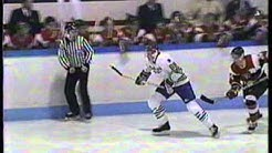 1990 Highlights of Eric Lindros 1st Game in Oshawa
