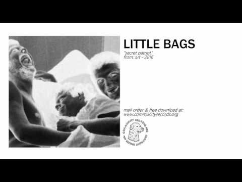 "Little Bags - ""Secret Patriot"""