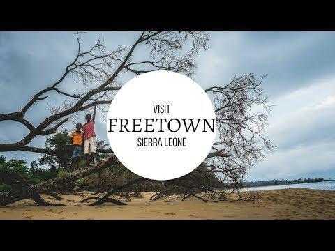 Freetown, Sierra Leone by MAP
