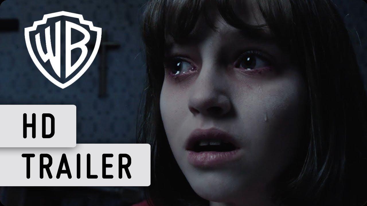 Conjuring 2 Trailer Deutsch - Kritik wegen zu viel Action? II AOOC