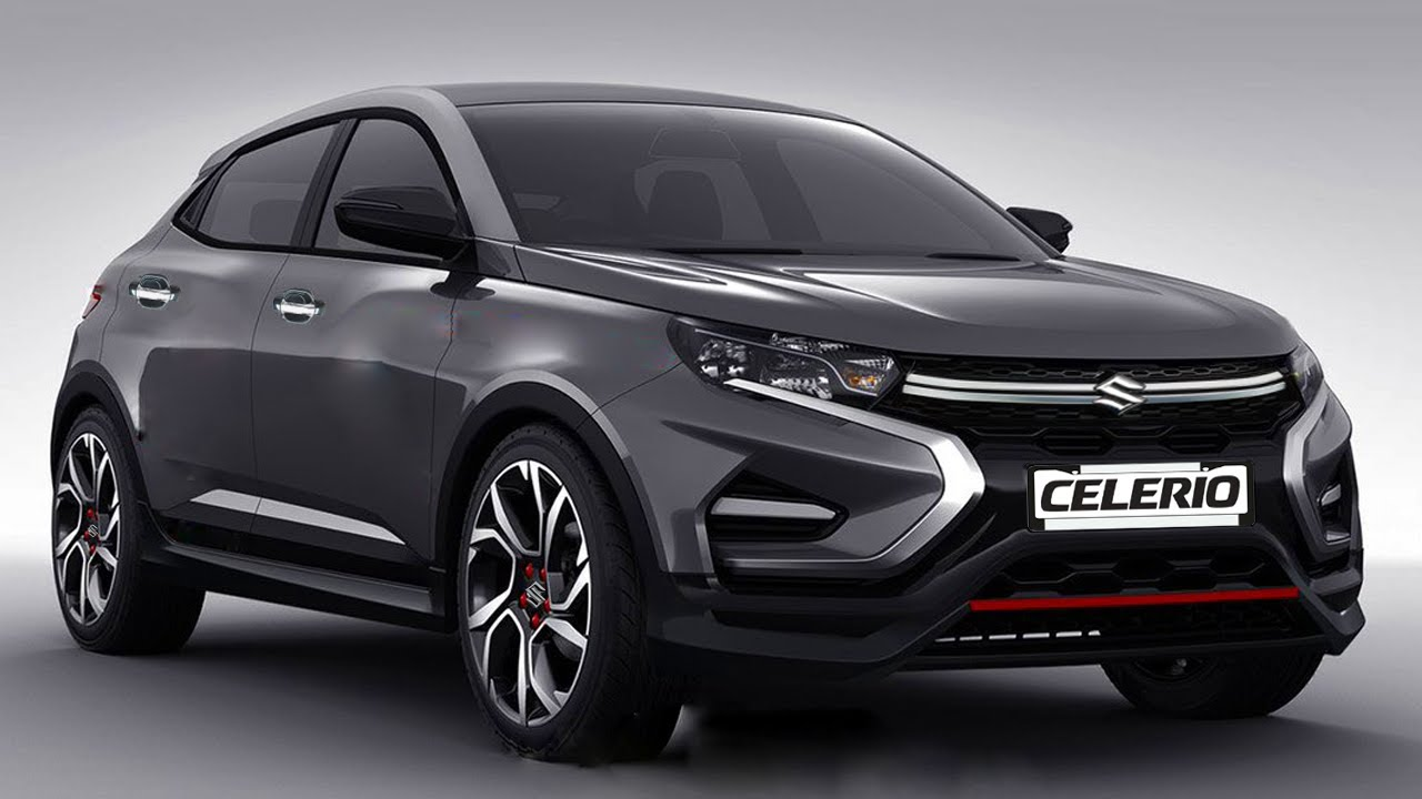 New 2020 Maruti Suzuki Celerio V2.O Next Generation ...