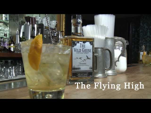 Father's Day cocktail guide: Flying High - The Wild Geese® Irish Whiskey