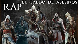 ESPECIAL PARTE 2 II ASSASSINS CREED RAP II El credo de asesi...