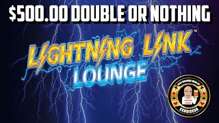 Cover images 💰$500.00 DOUBLE OR NOTHING💰 ⚡Lightning Link Lounge⚡