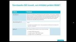 Basware webinaari 30.9.2014: Aktia, POP ja Säästöpankit eriytyvät - vaikutukset maksuliikenteeseen