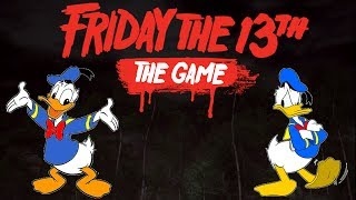 Donald Duck Plays Friday the 13th: The Game Ep. 3