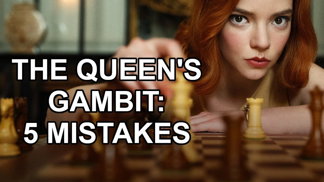 The Queen S Gambit On Netflix All The Info Chess Com The queen's gambit is the show that everyone's been talking about and it's full of fascinating hidden. chess com