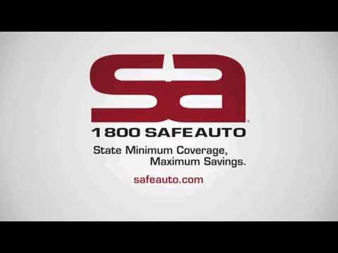The Original 1-800-SAFEAUTO Jingle! SafeAuto Insurance