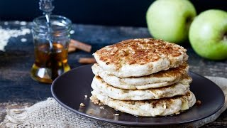 Apple Crisp Pancakes Recipe
