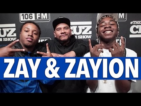 Zay + Zayion Talk 'Juju On That Beat' Success