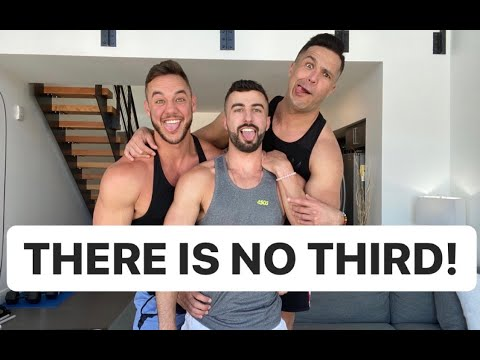 THERE IS NO THIRD IN OUR THROUPLE