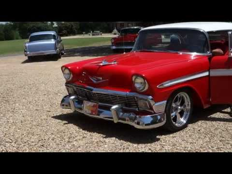 1955 Chevy Belair Classic Car