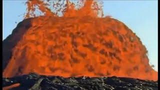 Mega Magma Lava Overspill !!