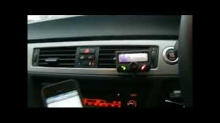 How To Pair Mobile Phone via Bluetooth To Parrot CK3100 In-Car Kit