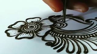 vuclip How To Apply Simple Mehndi Designs Easy 2018 Mehandi Hands  Step By Step.