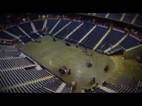 Philips Arena Time Lapse: Playoff Edition