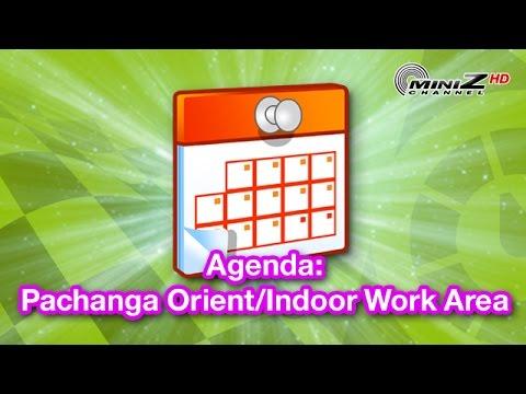 Agenda: Pachanga Orient / Indoor Work Area - MiniZ Channel - 573