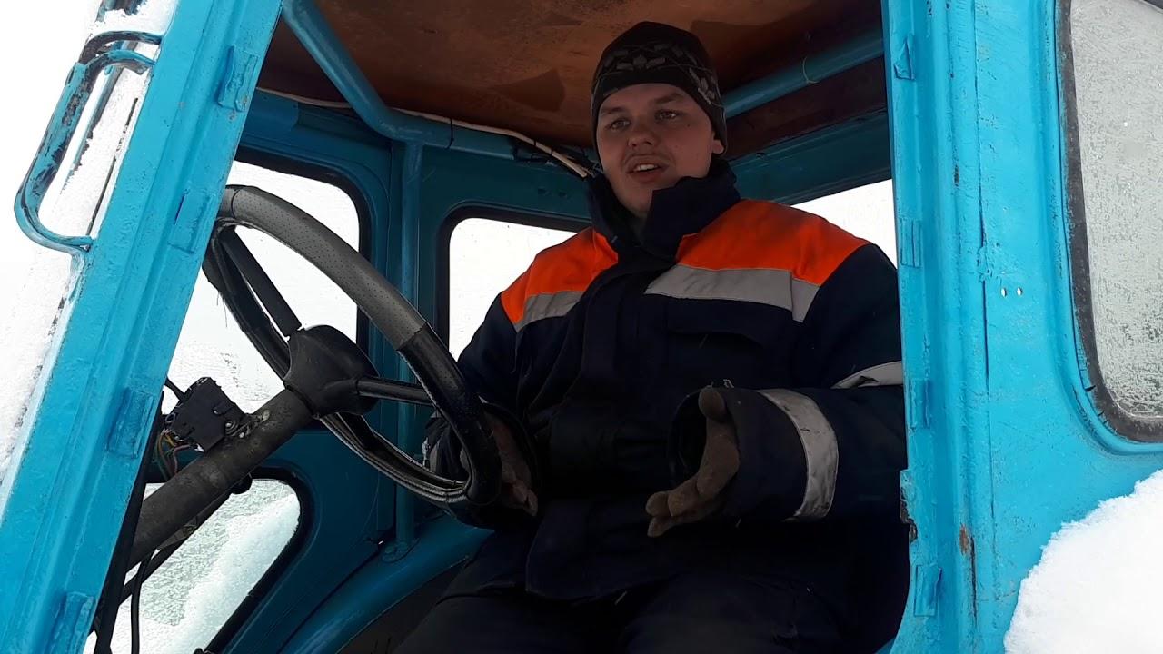 Переделываю блокировку дифференциала, сделал рычаг трактор Т-40АМ