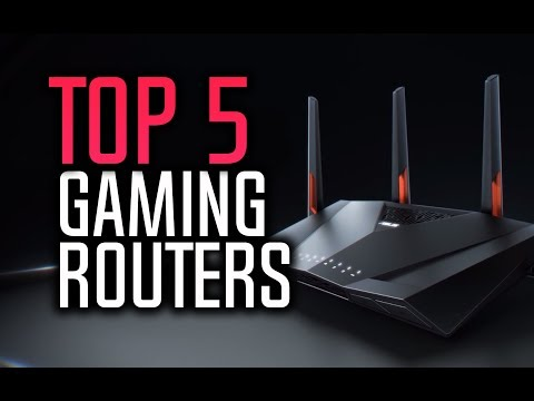 Best Gaming Routers in 2018  Which Is The Best Router For Gaming?