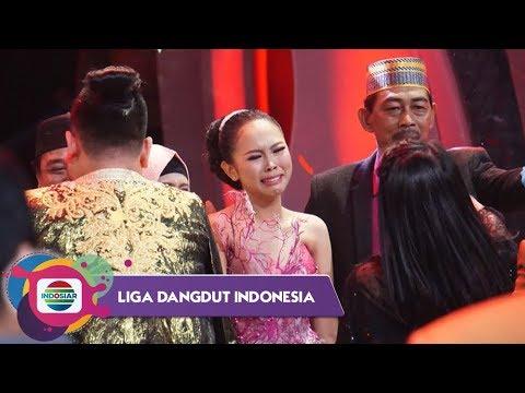 Detik-Detik Pengumuman Juara 1 Liga Dangdut Indonesia
