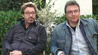 By Blood (Par le sang) - Interview Jonathan Delerue and Guillaume Enard