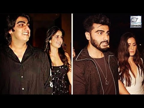 Arjun Kapoor Wishes Katrina Kaif On Her Birthday With A SHOCKING Throwback Pic | LehrenTV Mp3