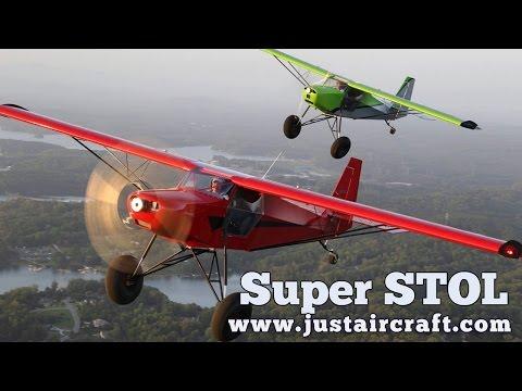 Just Aircraft Super Stol Experimental Light Sport Aircraft US Flight Expo