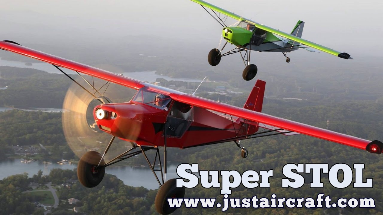 Just aircraft super stol experimental light sport aircraft us flight