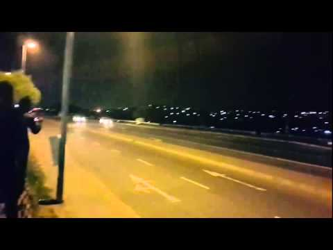 Fiat Uno Turbo Vs Ford Focus ST225's Street Drags Durbs