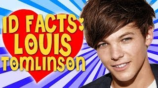 LOUIS TOMLINSON FACTS - 1D Quiz Game - All New!