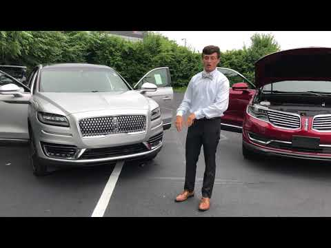Lincoln Nautilus vs MKX comparison