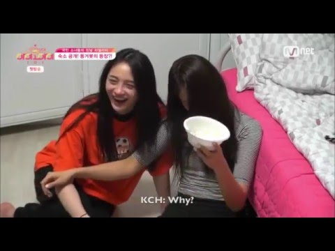 [ENG SUB] Standby IOI Ep. 1 - Chungha Dorm Life (feat. Nayoung, Jieqiong, Somi)