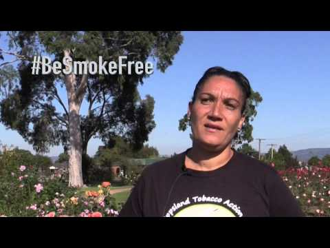 #BeSmokeFree - Make a pledge today!