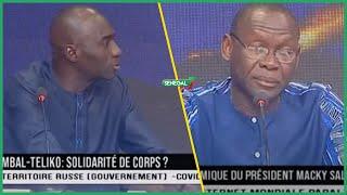 Ndoumbelane interrompu après un débat houleux entre Omar Faye et S. Saliou Gueye