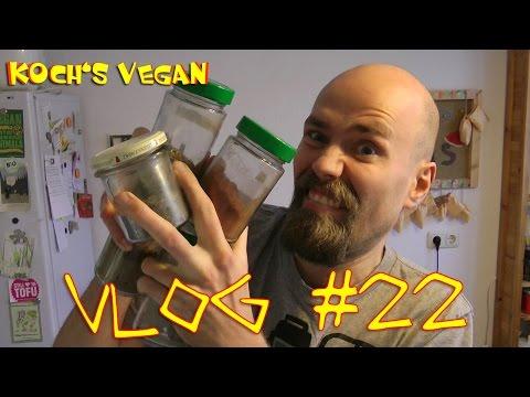 [Vlog# 22] TOP 5 Gewürze TAG - Lieblingsgewürze - Kräuter - Koch's vegan
