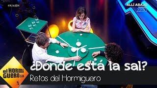 El Poker de yogures con Paco León y Natalia de Molina - El Hormiguero 3.0