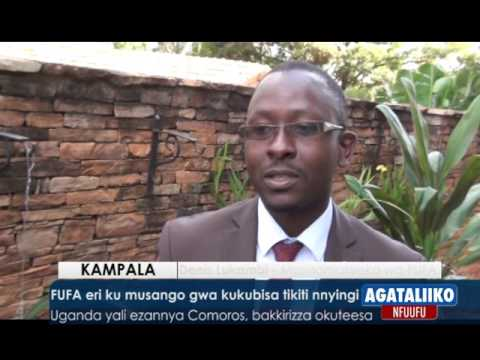 SPORTS: FUFA eri ku musango gwa kukubisa tikiti nnyingi