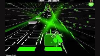 AudioSurf: Bloc Party - Signs (Armand van Helden Remix)