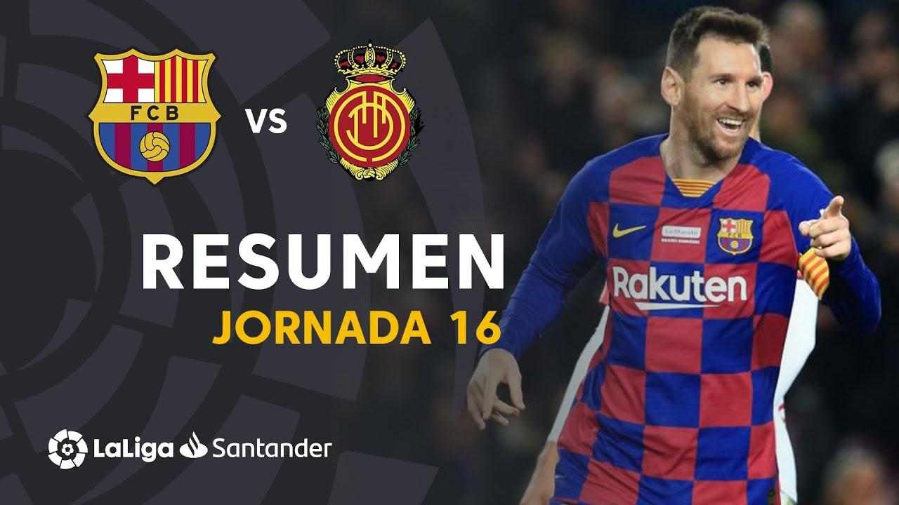Resumen de FC Barcelona vs RCD Mallorca (5-2)
